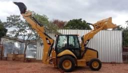 Retroescavadeira Cat 416e 4x4 - 2016/2016