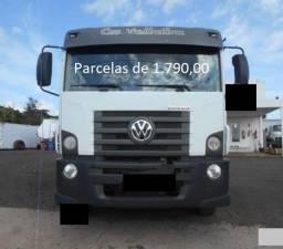 Título do anúncio: VW Constellation 24.280 2019 Bitruck Caçamba Entrada mais Parcelas c/ Contrato de Serviço.