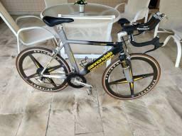 Bicicleta Cannondale Multisports 4000 semi nova