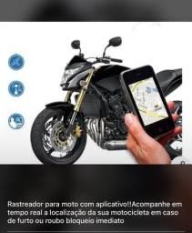 Rastreador moto com aplicativo R$250,00