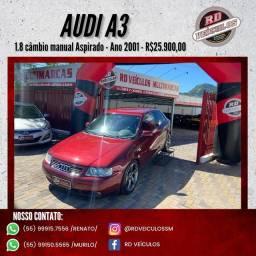 Audi A3 1.8 5p Mec. 2001 Gasolina