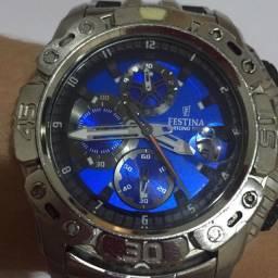 Relógio Festina F16542 Original Aço