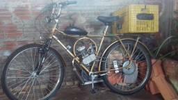 Monark motorizada