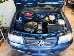 Volkswagen gol G3 1.0 AT 8v para retiradas de peças