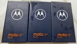 Motorola Mote E7 Plus Azul 64Gb - Oferta