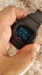 Título do anúncio: relógio masculino casio 5600bb1 water resist