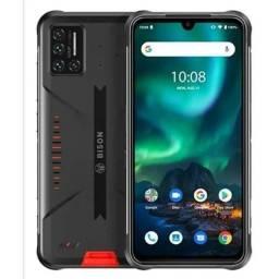 Título do anúncio: Smartphone Umidigi BISON 6GB RAM 128GB