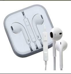 Fone de ouvido Earphone P2 novo e com garantia