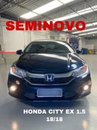 Título do anúncio: HONDA CITY EX 1.5