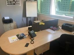 Oportunidade única móveis alto padrão para escritório