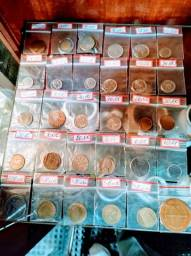 32 Moedas Antigas Raras Para Colecionadores por apenas R$ 1.469,00