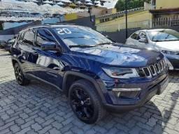 Título do anúncio: Jeep Compass Longitude diesel 2.0 4x4 automático.