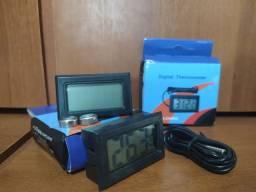Termômetro digital com sonda