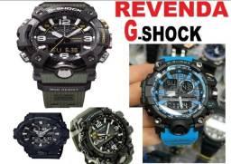 RELÓGIOS NO ATACADO   Relógio G-SHOCK esportivo é um relógio