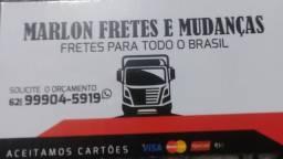 FRETES E MUDANÇAS- TODA GOIÂNIA