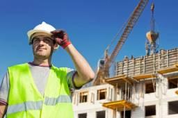 contratação de pedreiros e pintores