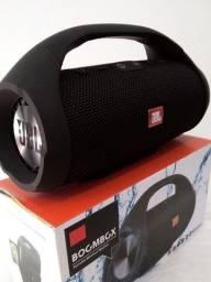Caixa De Som Bluetooth Portátil Jbl Boombox