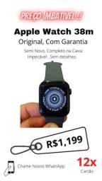 Watch Serie 3 38MM, Semi Novo, Com Garantia