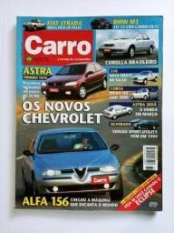 Título do anúncio: Revista Carro - Alfa 156