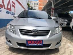 Título do anúncio: Toyota Corolla XEI 2009 MANUAL