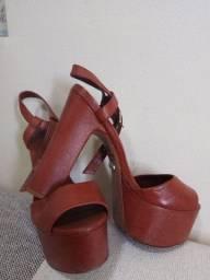 Sapato Schutz Tam 34