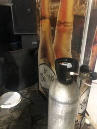 Freezer chopp