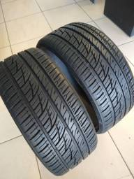 Título do anúncio: Vendo par pneus Delinte