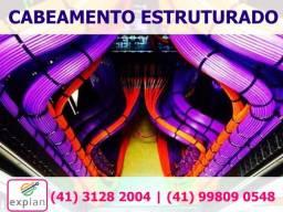 """""""Especializados em Redes Locais e Cabeamento Estruturado"""