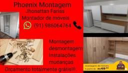 Montador de móveis Jhonattan Farias