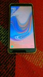Samsung a7 128 gb memória, semi novo