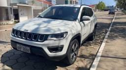 Título do anúncio: Jeep Compass diesel 4x4