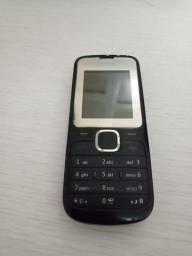 Celular Nokia C2 Antigo (Para conserto ou retirada de peças)