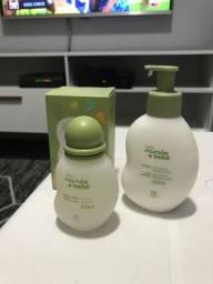 Hidratante e Perfume Mamãe Bebê