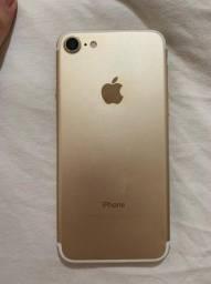 iPhone 7 gold - não funciona chip -