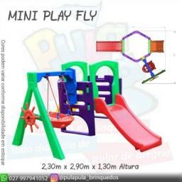Título do anúncio: Leve melhora e Inovação para seu espaço infantil - Miniplay Fly - A pronta entrega