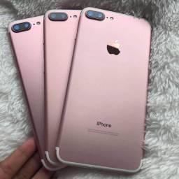 iPhones 7 plus rose 32 gigas