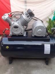 Título do anúncio: Compressor ar