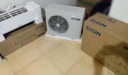 Ar Condicionado Elgin 9000 -- FRIO -- Foi usado 30 dias.