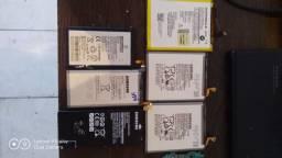 Vendo Baterias Samsung e Motorola, Só as que estão no Anuncio.