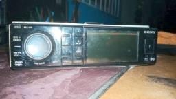 Rádio Sony Tela 3 Polegaas Com Usb Mex-v30