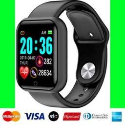 Relógio Smartwatch fitness saúde apartir 89.90 leia discrição abaixo porfavor