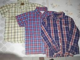 Vende-se blusas de festa junina tamanho 6