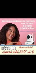 Título do anúncio: Camera robô $290