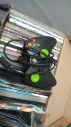 Xbox 360 destravado para CD e HD
