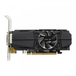 placa de vídeo gigabyte nvidia geforce gtx 1050 ti oc 4GB, gdr55 - gv-n105Ttoc-4Ggl