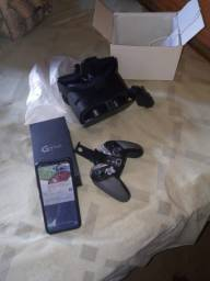 Vendo celular novo e accesorios gamer