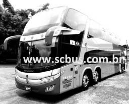 ônibus DD ano 2017 único dono = Silvio Coelho