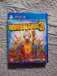 Título do anúncio: Borderlands 3 PS4