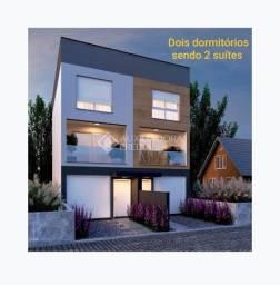 Casa à venda com 2 dormitórios em Exposição, Caxias do sul cod:343456