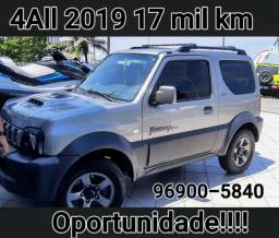 Suzuki Jimmy 4all 2019 17 mil km Oportunidade